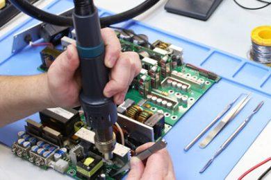 Ремонт промышленной электроники